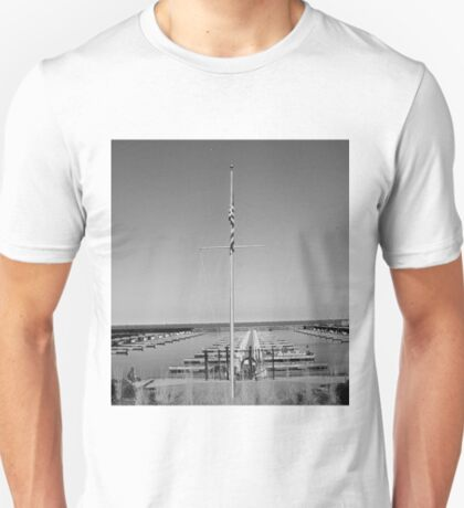 Chicago harbor on lakeshore drive (view larger) T-Shirt