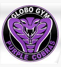globo gym logo posters redbubble rh redbubble com Globo Gym Cobra Logo dodgeball globo gym logo