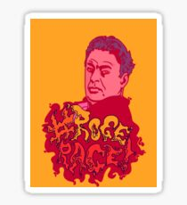 ROGE RAGE Sticker