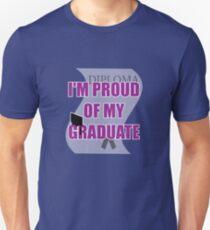 proud of my grad Unisex T-Shirt