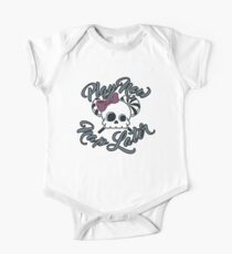 Play Now, Nap Later! (With Bow) One Piece - Short Sleeve