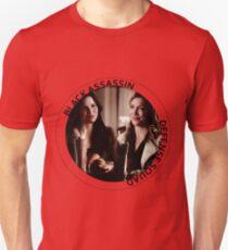 Black Assassin Defense Squad Unisex T-Shirt