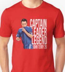 John Terry - Captain Leader Legend Unisex T-Shirt