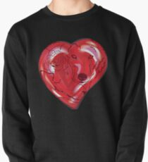 Wolves in Love Pullover