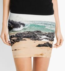 Maui Wave Mini Skirt