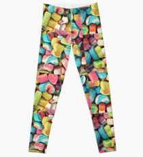 Glücksbringer Marshmallows Leggings