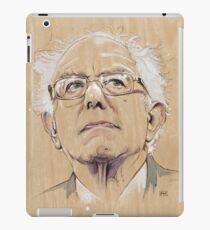 (Wood) Burnie Sanders iPad Case/Skin