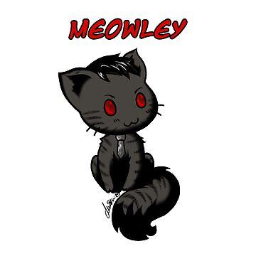 Meowley by ShahanaMikagi