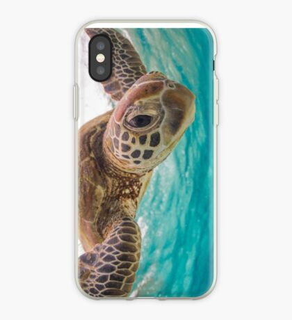 All about the eyes iPhone Case