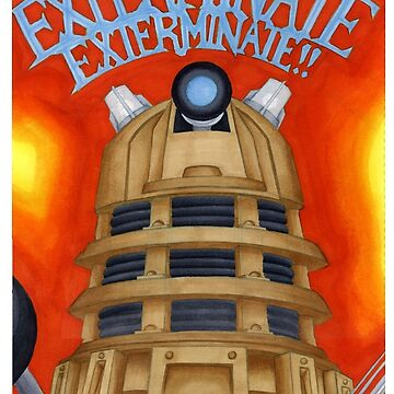 EXTERMINATE! by ekprazan