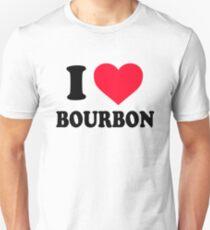 I love Bourbon T-Shirt