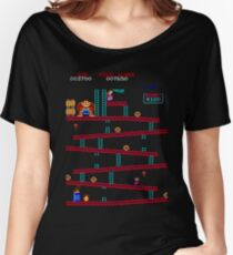 Donkey Kong Arcade Women's Relaxed Fit T-Shirt