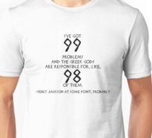 99 Godly Problems Unisex T-Shirt