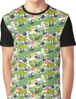 Toucan Paradise Graphic T-Shirt