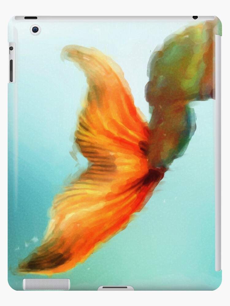 Abstract Mermaid Tail by aquenne