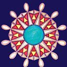 Council of Twelve Mandala #1 by TheMandalaLady