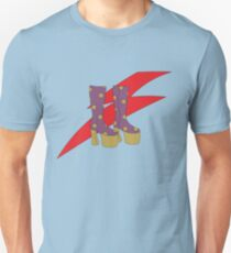 Glam Rock Rebel Unisex T-Shirt