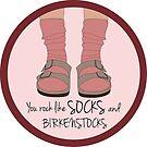 «birkenstocks» de Hannah Byers