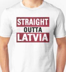 Funny Latvia T Shirt T-Shirt