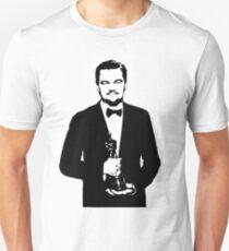 Leonardo DiCaprio Oscar 2016 T-Shirt