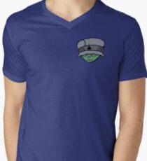Z-Trooper Mens V-Neck T-Shirt
