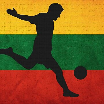Lithuanian Soccer by freestyleINK