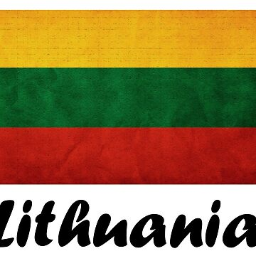 Lithuanian Pride by freestyleINK