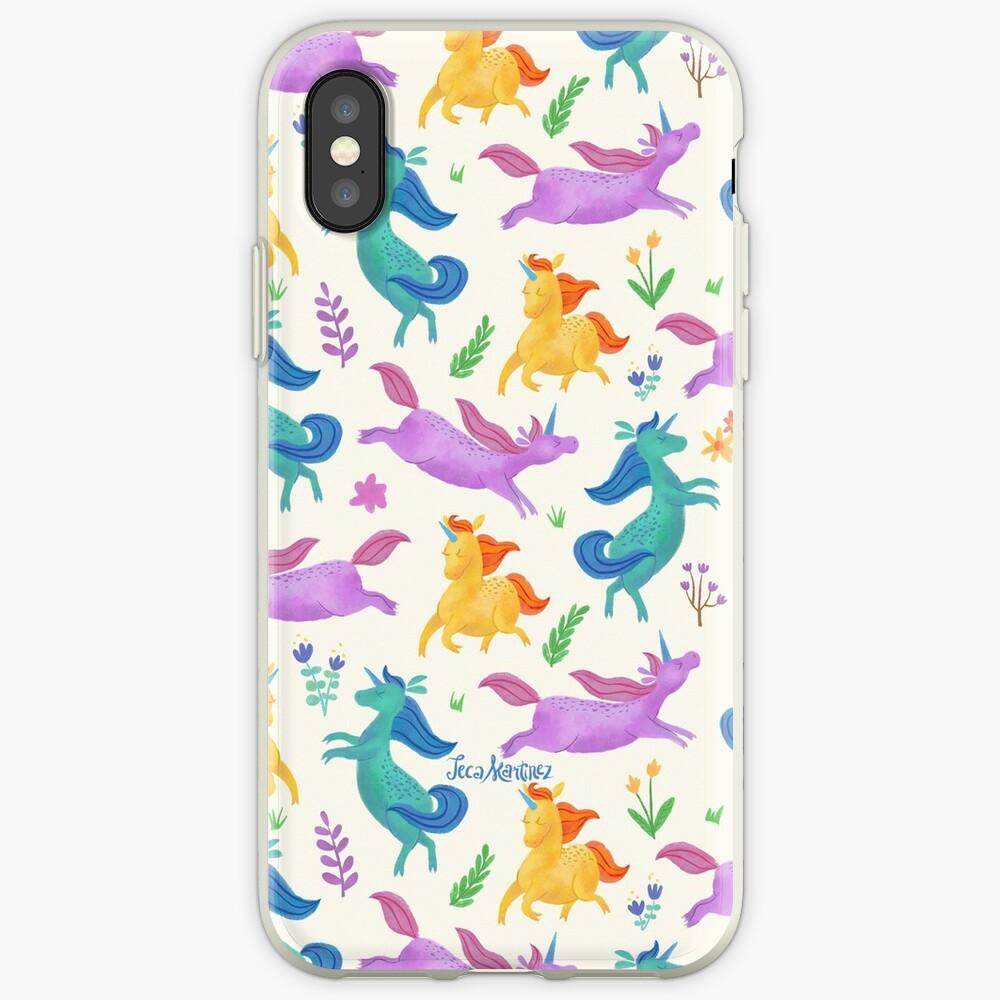 Unicorn Dreams iPhone Case & Cover