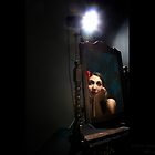 Hollywood starlet - backstage by Rebecca Tun