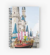 Think of a Wonderful Thought! Spiral Notebook