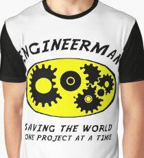 Engineerman Graphic T-Shirt