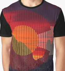 Sunrise over Colorado at Garden of the Gods Graphic T-Shirt