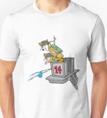 Boy and Kids Calvin and Hobbs Fireman T-Shirt
