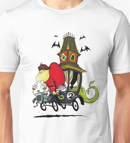 Gruesome Twosome Unisex T-shirt in 17 Colours