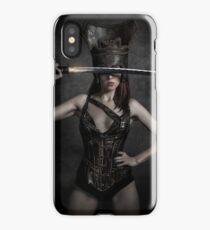Gothic Beauty iPhone Case
