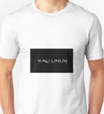 Kali Linux Faded No Dragon Unisex T-Shirt