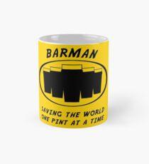 Barman Mug