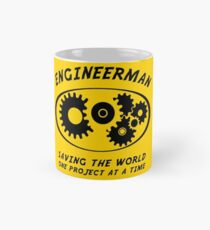 Engineerman Mug