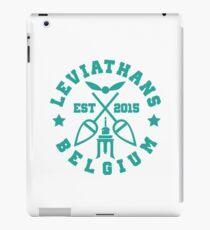 Liege leviathans quidditch - varsity iPad Case/Skin