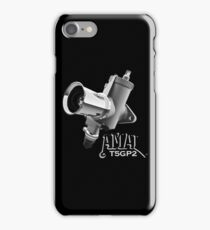 Amal T5GP2 (white text) iPhone Case/Skin