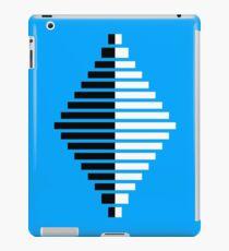 Diamond on Blue iPad Case/Skin