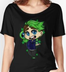 Jacksepticeye: Welcome Women's Relaxed Fit T-Shirt