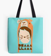 DANISNOTONFIRE Drama Llama Tote Bag