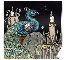 Mrs Peacock Poster