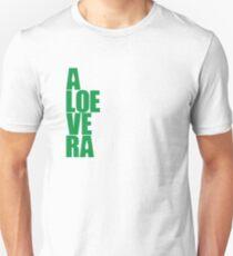 Aloevera - keep calm and use aloe vera Unisex T-Shirt