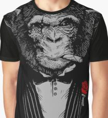 the grand monkey father Graphic T-Shirt