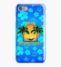 Island Time Honu iPhone Case/Skin