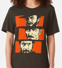 Blondie, Engelsaugen, Tuco Slim Fit T-Shirt