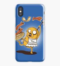 MAKIN' BACON PANCAKES iPhone Case/Skin
