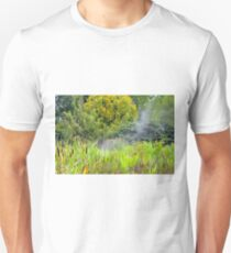 Misty Bull Rushes T-Shirt